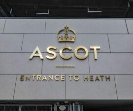 Ascot Sign